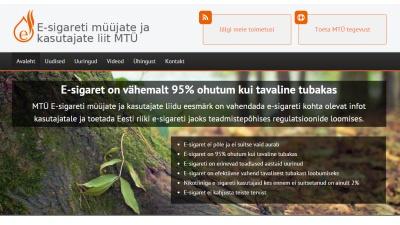 E-sigareti müüjate ja kasutajate liit