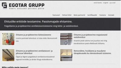 EGOTAR GRUPP OÜ