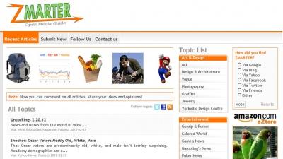 Zmarter - uue meedia portaal